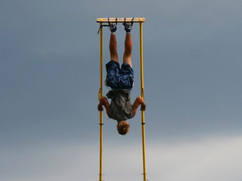 How Estonians Kiik Ass: One Extreme Swing Sport at a Time