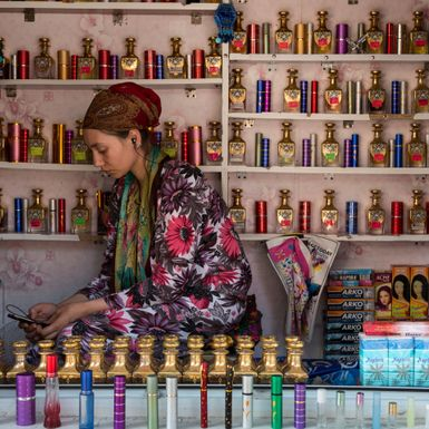 Dushanbe's Millennials Are Reconnecting a Broken City — With the Internet