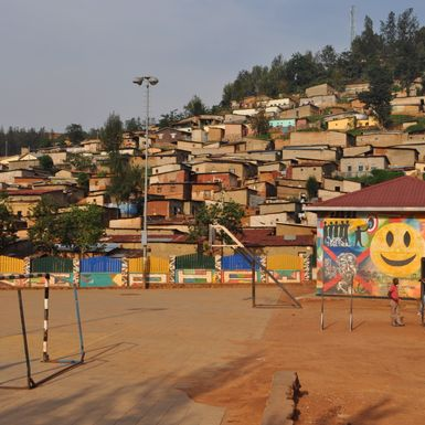 Check Out the Gorgeous (and Legal) Street Art of Kigali