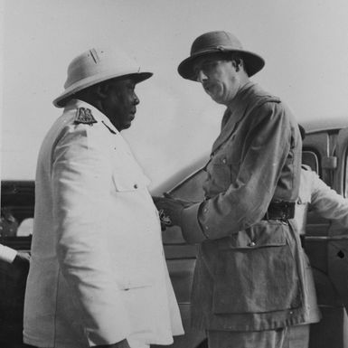 Charles de Gaulle's Victory Began in This Central African Nation