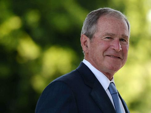 George W. Bush on Barbara Bush and the Need for Freedom