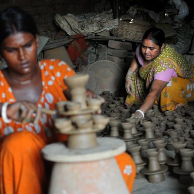 Where Pottery Helps You Find Peace in the Land of 1.3 Billion