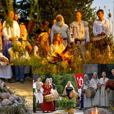 Why Folk Religions Are Booming in Lithuania