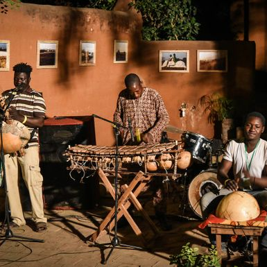 Why You'll Want to Stay in This Arty Hotel in Ségou