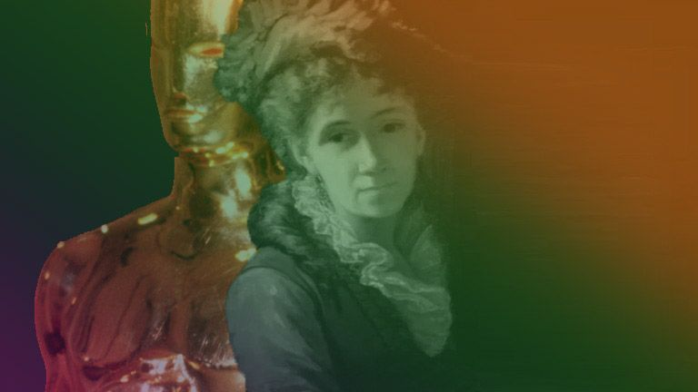 Forget Amy March. Meet May Alcott