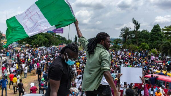 Why Nigeria's Youth Won't Stop Protesting
