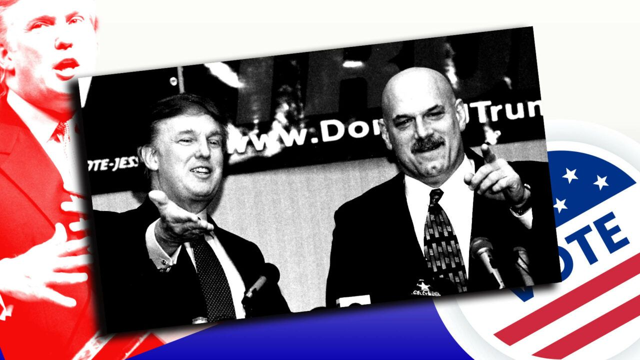 The First Time Donald Trump Ran for President … 20 Years Ago