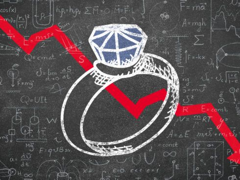 Will the Recession Rock Marriage?