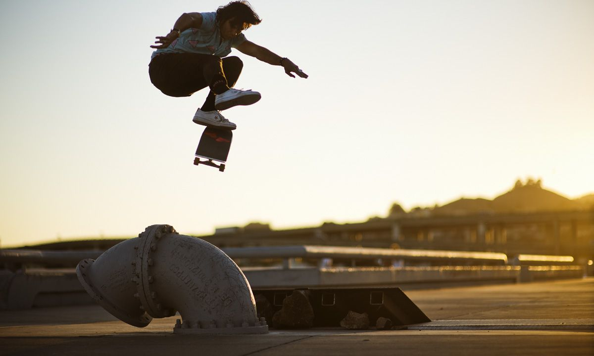 How to Suck Less at … Skateboarding